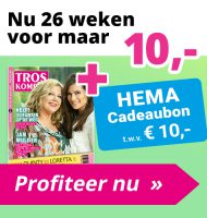 TrosKompas Abonnement met gratis HEMA cadeaubon