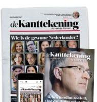 Krant de Kanttekening nu 4 weken gratis lezen