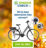 Kans maken op een elektrische fiets? Doe gratis mee