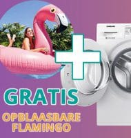 Gratis Flamingo bij Smart Student Deals