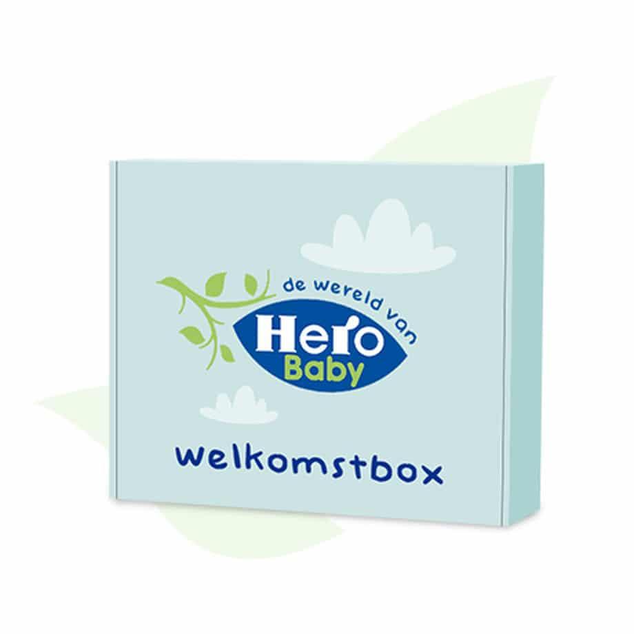 Gratis Hero Baby Welkomstbox