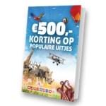 Gratis 500 euro kortingsboekje bij je favoriete krant