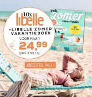 Libelle abonnement met gratis zomervakantieboek