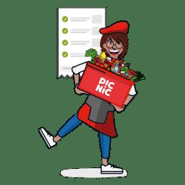 Goedkoopste boodschappen gratis thuisbezorgd