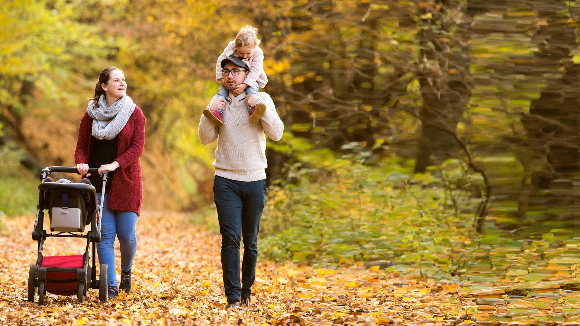 Gratis boekje wandelen met kleine kinderen