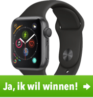 Win een luxe Apple Watch 4