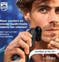 Philips elektrische scheerapparaat Gratis testen