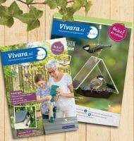 Gratis voorjaarscatalogus 'Meer leven in uw tuin'