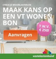 Win VT Wonen bon t.w.v. € 250,-