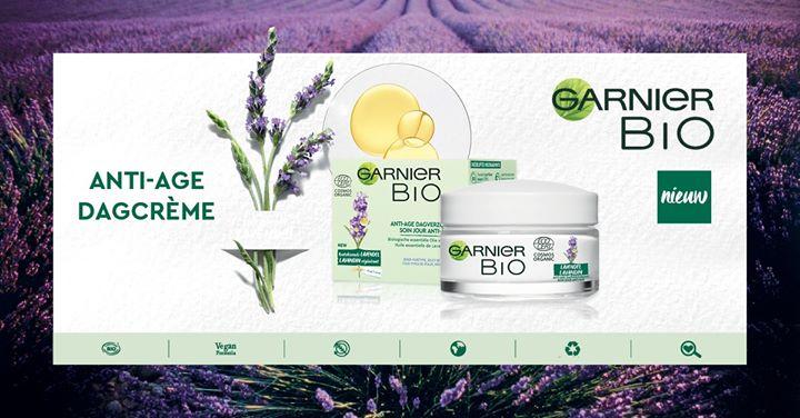 Gratis Garnier Bio Dagcrème