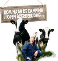 Kom naar de Campina Open Boerderijdagen!