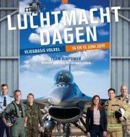 Gratis naar de Luchtmachtdagen in Volkel