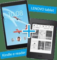 Geef je mening! Test een E-Reader + tablet