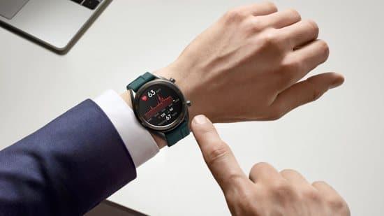 Huawei Watch GT Active t.w.v. € 249,- cadeau