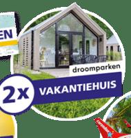 Win een Vakantiehuis in de BankGiroLoterij