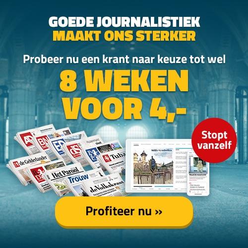 Tot 8 weken een Gratis Krant ontvangen?
