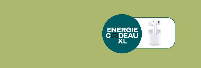 Vattenfall energie met gratis energiecadeau t.w.v. € 229.-