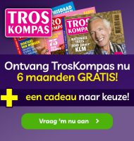 Gratis TrosKompas Abonnement inclusief cadeau