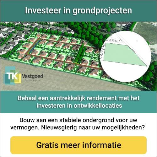 Gratis informatie over investeren in grondprojecten