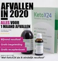 KetoX24 | In 2020 24 dagen afvallen en kilo's verliezen