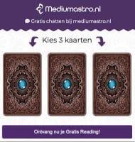 Gratis 3 tarotkaarten trekken bij Medium Christina