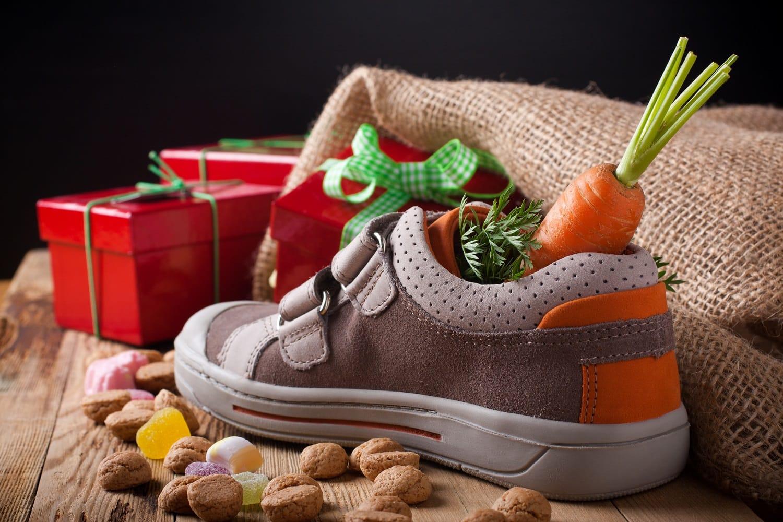 Gratis je Sinterklaasschoen zetten bij de Supermarkt