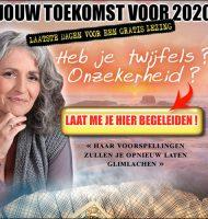 Medium Blanche weet of 2020 jouw jaar wordt