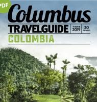 Gratis tijdschrift Columbus Travel