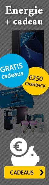 Vattenfall actie met gratis slimme verlichtingspakket t.w.v. € 304.75