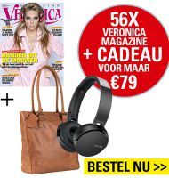 Veronica abonnement met Gratis Sony headphone
