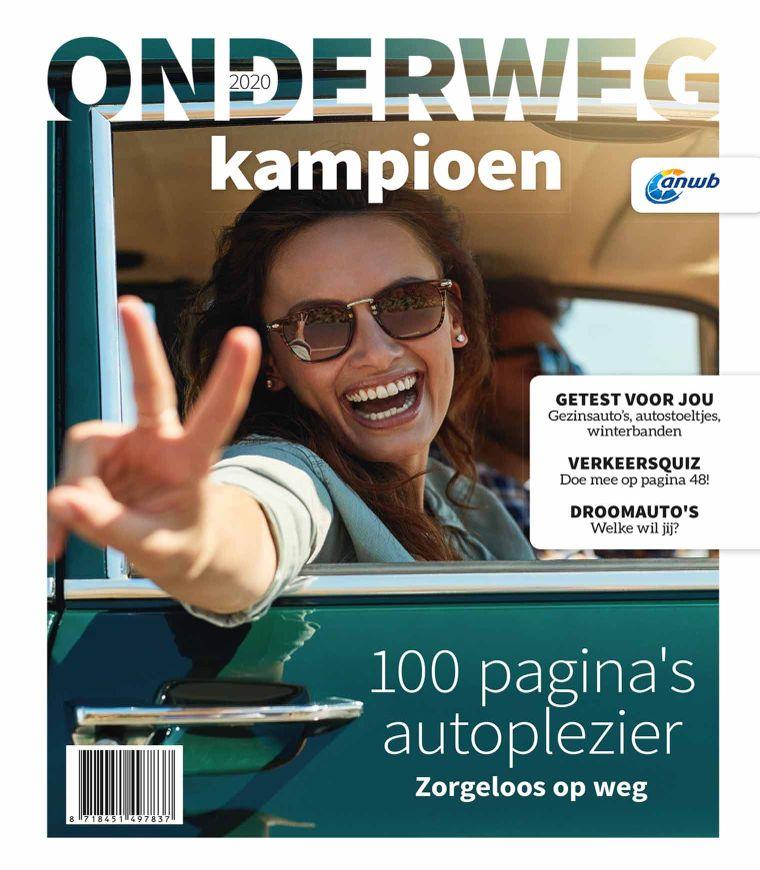Download Gratis 2 ANWB tijdschriften