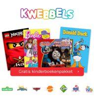 Gratis Kwebbels Kinderboeken ontvangen
