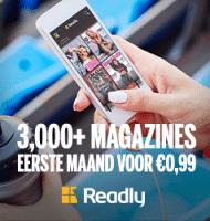 Lees bij Readly bijna Gratis tot 4.766 tijdschriften
