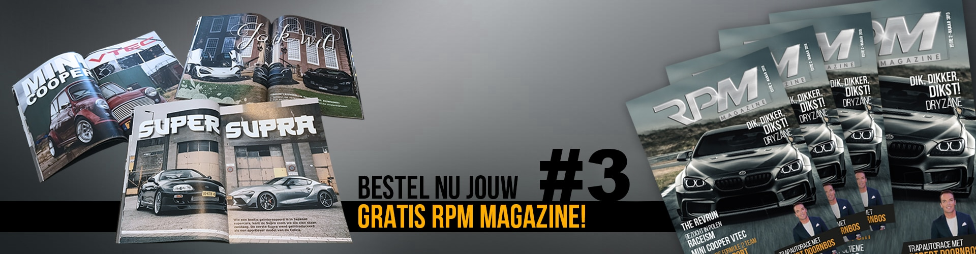 Gratis RPM Magazine