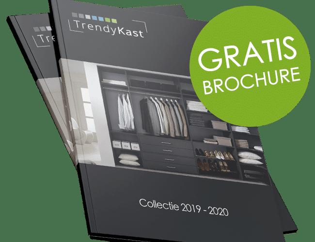 Gratis brochure van TrendyKast inbouwkasten