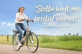 Win een gratis e-bike bij Stella fietsen