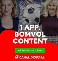 Gratis 30 dagen Canal Digitaal proberen