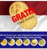 Ontvang Gratis de Laatste Gulden t.w.v. € 14.75