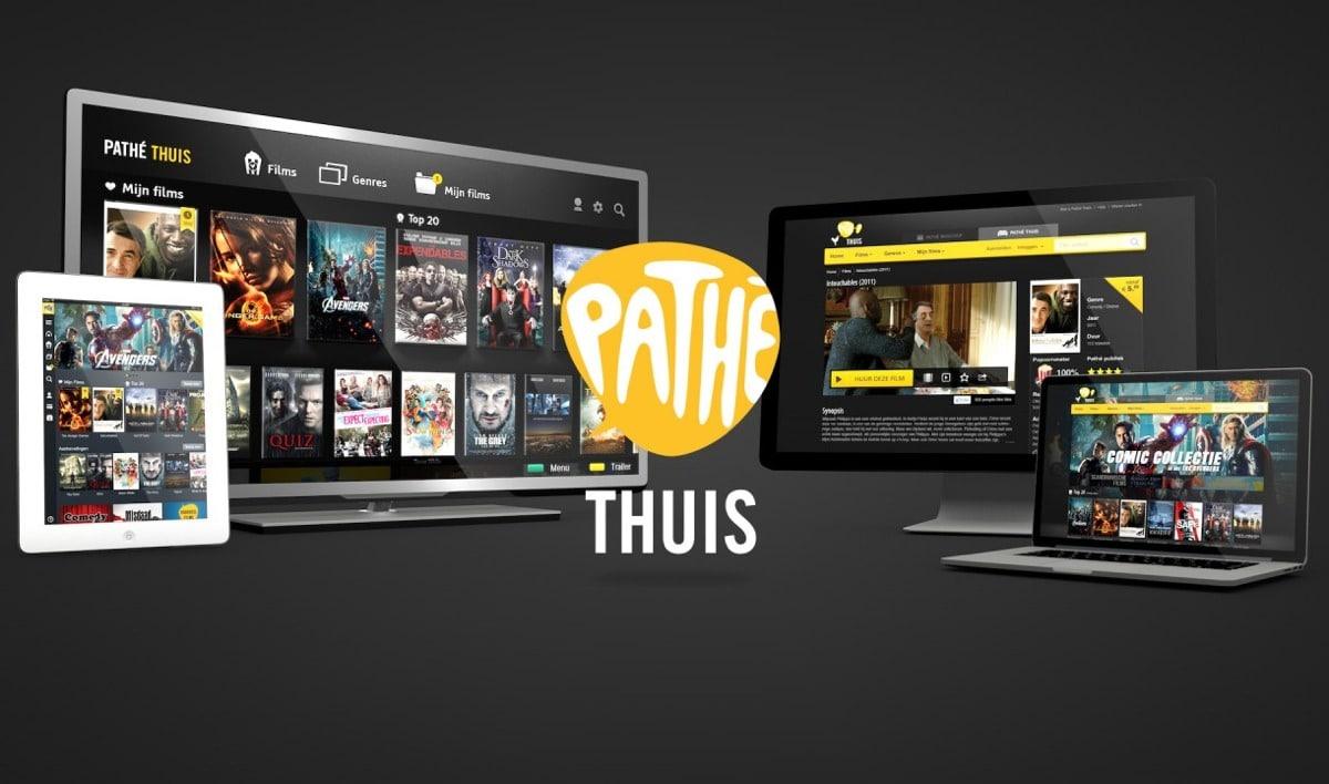 Bij Pathé Thuis Gratis films kijken