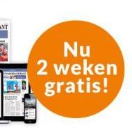 Lees 2 weken Gratis De Leeuwarder Courant