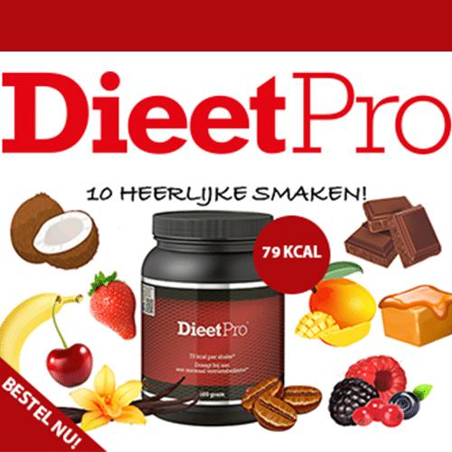 Gezond Afvallen met DieetPro