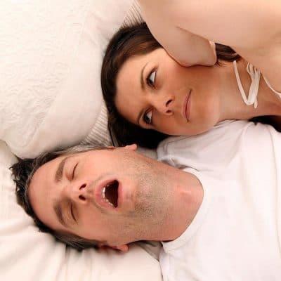 Last van snurken? Is de SnoreBlock de oplossing