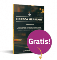Gratis FNV Horeca handboek 'Horeca Herstart'