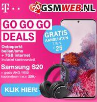 GSMWEB geeft AKG Y600 koptelefoon weg t.w.v. € 229.-
