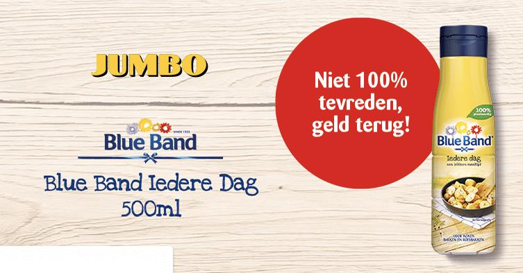 Blue Band Iedere Dag Vloeibaar 500 ml gratis proberen
