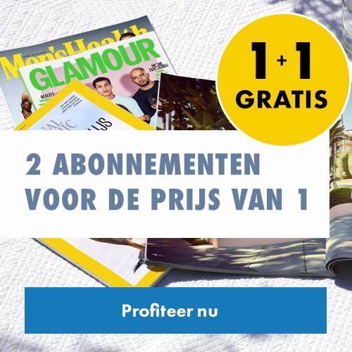 Gratis tijdschrift proefabonnement + Greetz kaartje