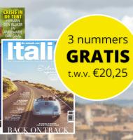 TrosKompas Abonnement met Gratis 3 nummers De Smaak van Italië