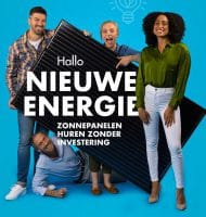 100% zonne-energie zonder investering
