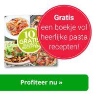 """Bij Plus Magazine Gratis Receptenboekje """"Heerlijke Pasta's"""""""