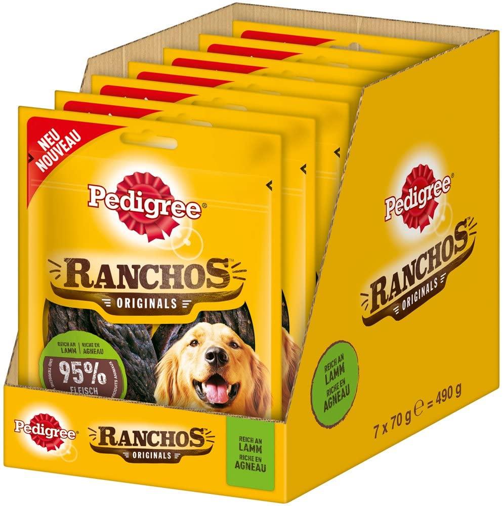 Gratis Pedigree Ranchos sticks voor jou hond